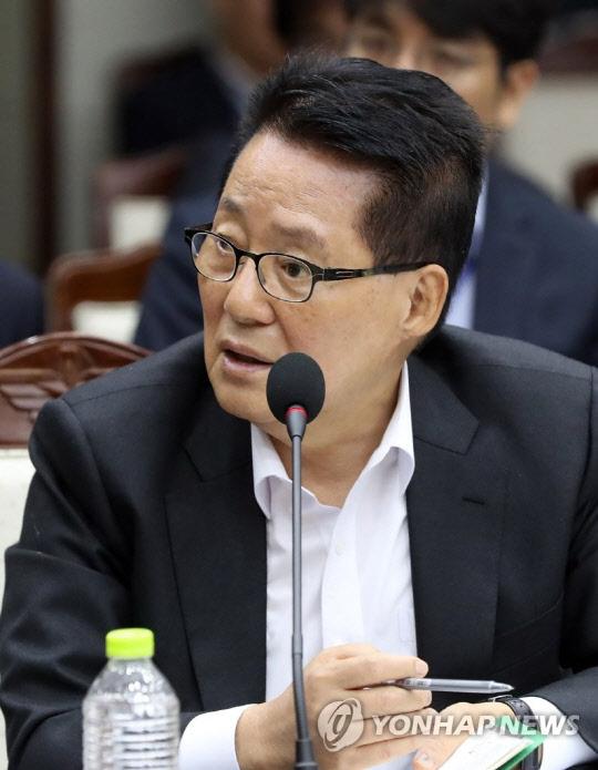 박지원 의원은 `관심법`의 궁예?